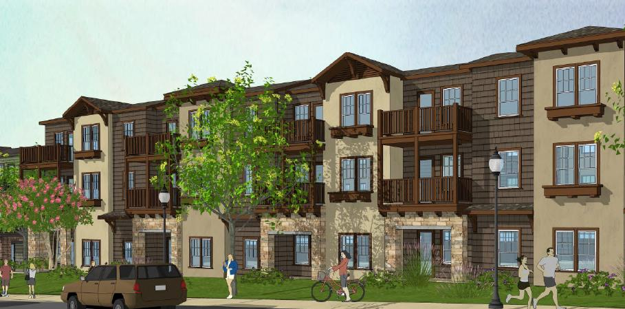 Amare Apartments
